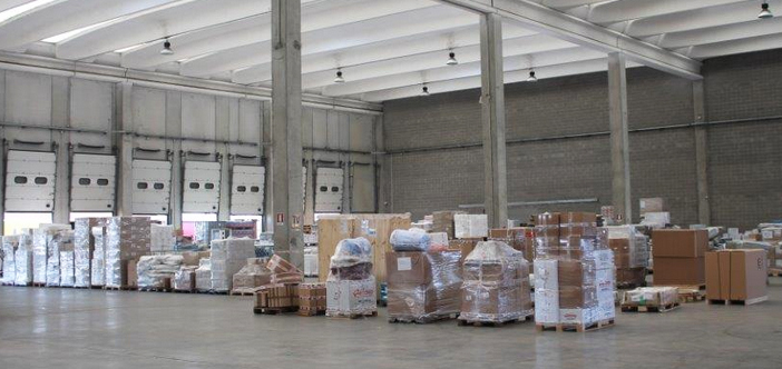 Double Deal to World Capital, which leases two properties Cross Docking in South Milan