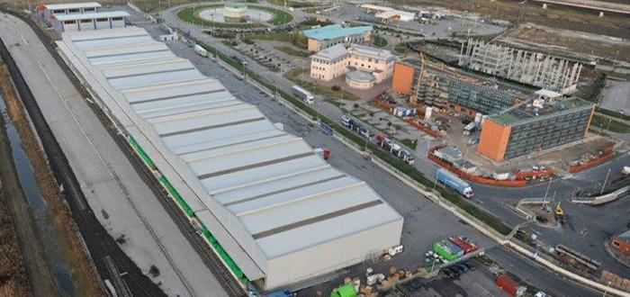 Immobili anche i capannoni parlano straniero/Gli interporti piacciono agli investitori – Rassegna Corriere della Sera