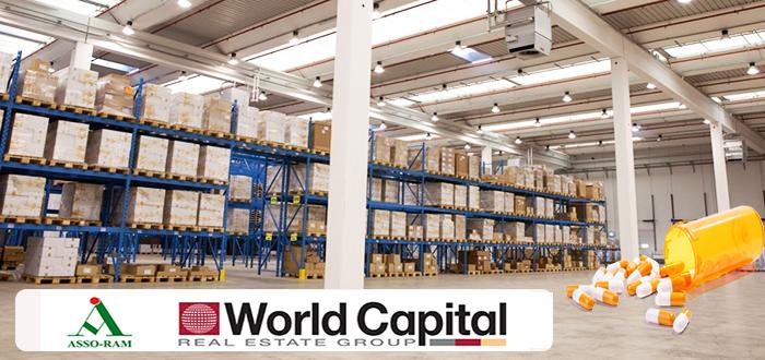 L'Industria Farmaceutica contribuisce alla Crescita dell'Immobiliare Logistico