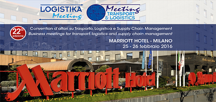 Meeting Transport & Logistics: Nuovo Evento Logistico per WorldCapital