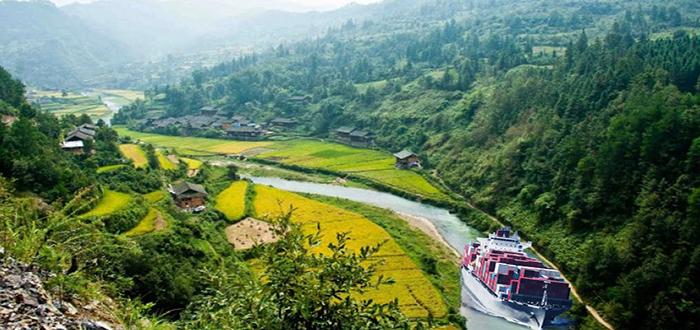 Cina: successi per il trasporto marittimo nella città di Guizhou