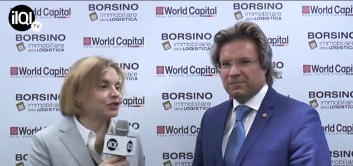 L'e-commerce cambia l'offerta della logistica – A. Faini, CEO World Capital al QI