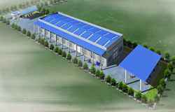 World Capital: Charge of Sale a Logistical Property in Tianjiin, China