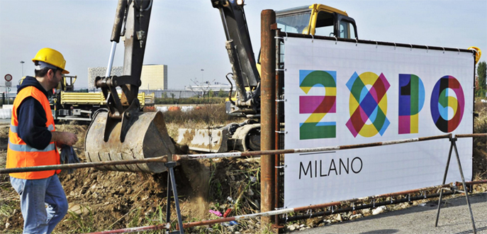 Chineses think to a logistics pole on the lands of Expo – Press Review Magazine MF Shipping & Logistica