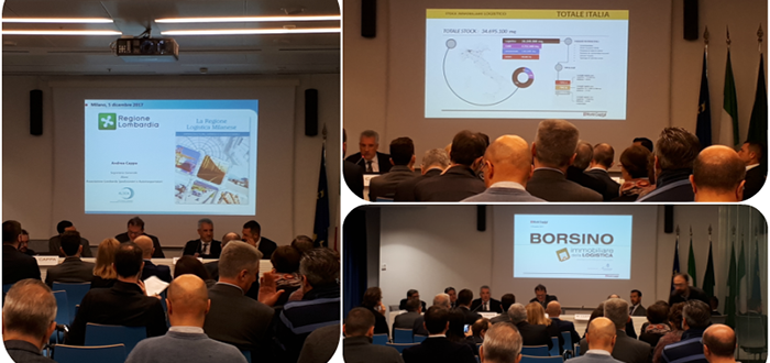 World Capital speaker at Workshop about Mobility and Transport in Regione Lombardia